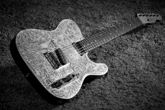 Guitar Engravings